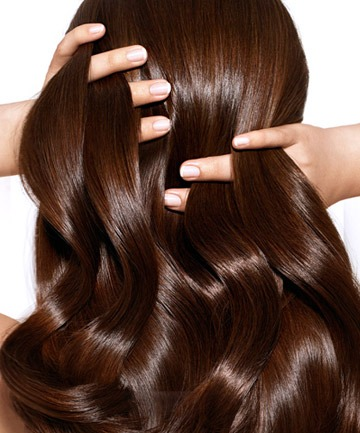 سیب موثر در پرپشت شدن مو ها
