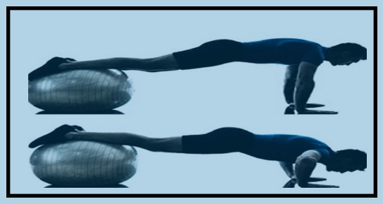 تمرین سیکس پک : حرکات پلانک