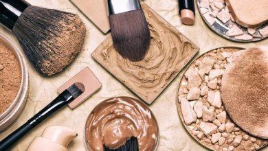 لوازم آرایش ارگانیک