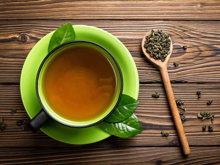 لاغری شکم و پهلو و سریعترین چربی سوز گیاهی با چای سبز