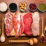 پروتئین بخورید و لاغر شوید !