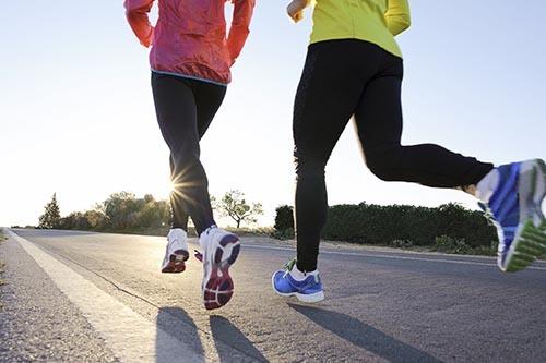 ورزش کردن باعث از بین رفتن التهاب پوست و پف زیر چشم می شود