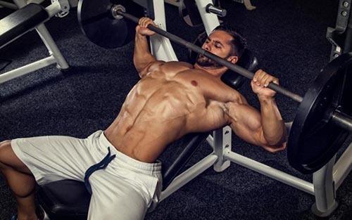 اینکه شنبه ها روز تمرین عضلات سینه است ، از اشتباهات در بدنسازی است