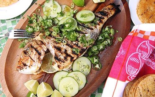 ماهی و سیب زمینی موثر در کاهش اشتها و لاغری
