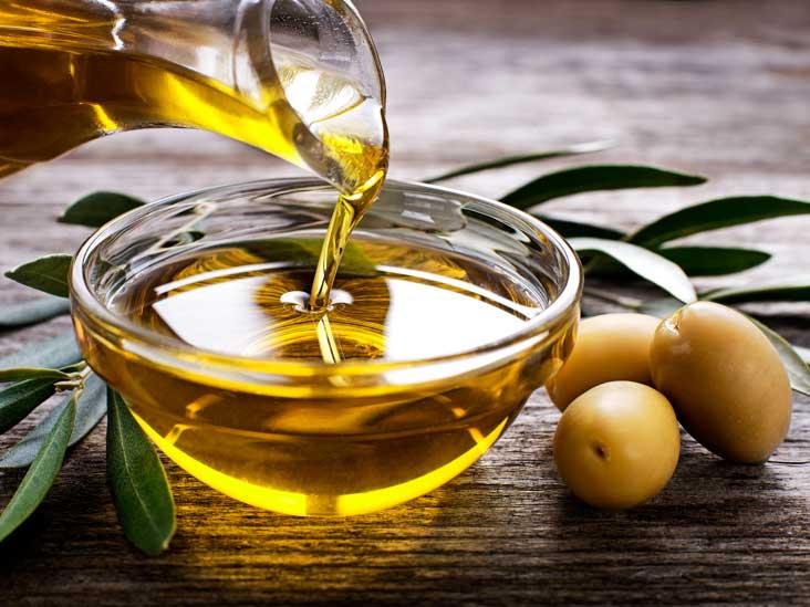 مصرف روغن زیتون برای لاغری شم و پهلو