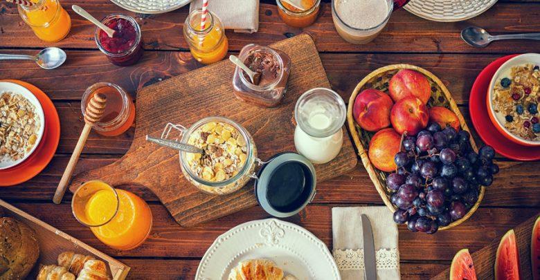 صبحانه و تناسب اندام