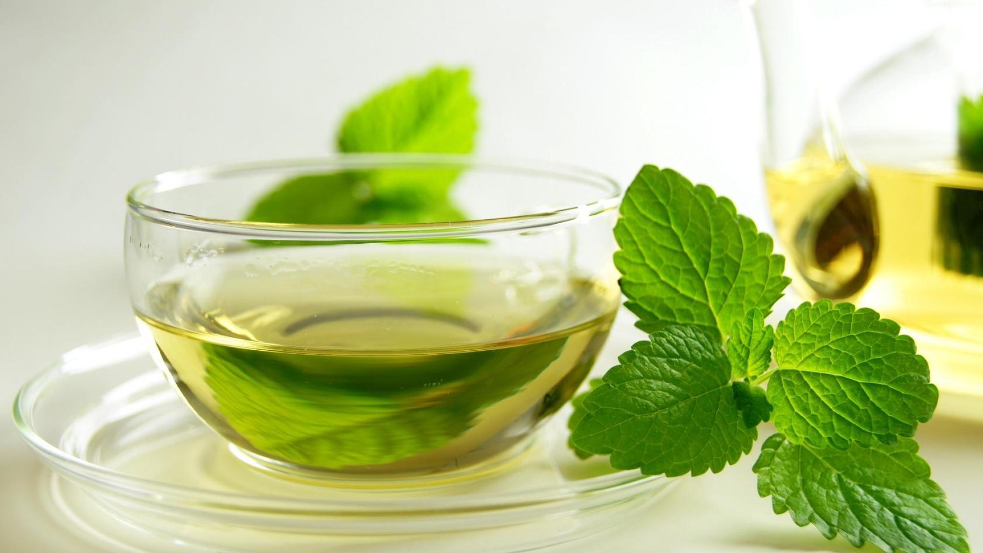 چربی سوزی و لاغری شکم و پهلو با چای نعناع ؛ چربی سوزی گیاهی