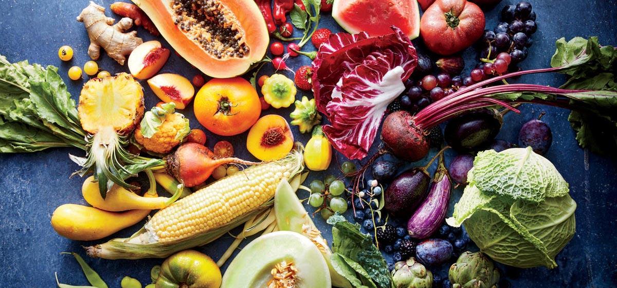 میوه ها و سبزیجات ابدار درکاهس اشتها و لاغری موثر هستند