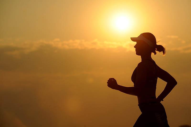 درست ورزش کردن از جمله راه های چاق شدن