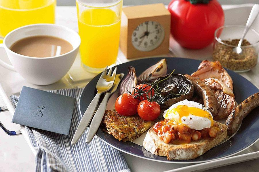 صبحانه خوردن از روش ها و راه های چاق شدن