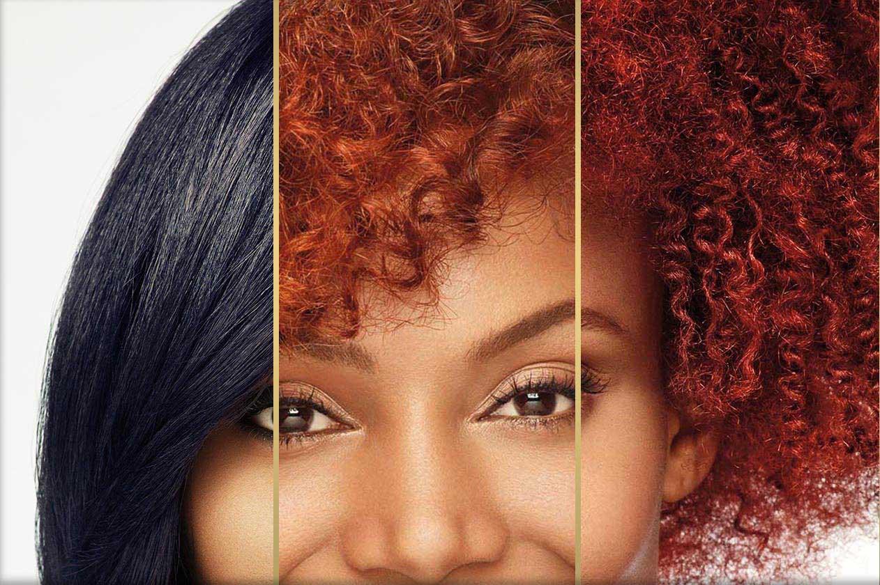 رنگ نکردن مو ها در دوران بارداری
