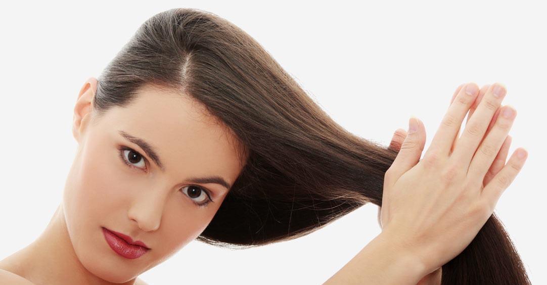 مراقبت از موهای رنگ شده قبل از استخر رفتن روغن بزنیم