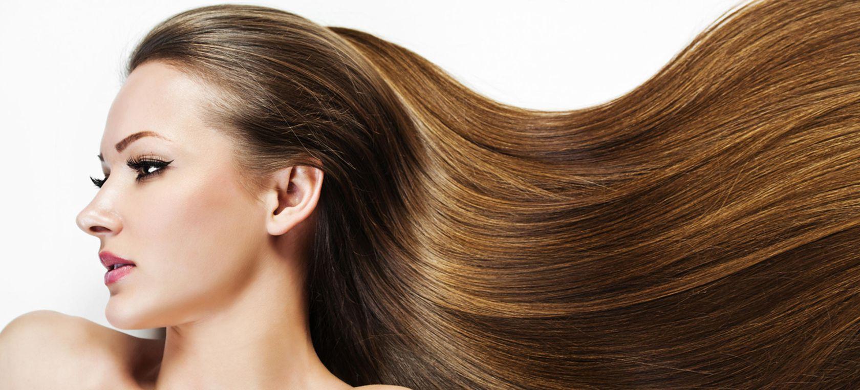 مووهای قهوه ای جذاب ماسک مو برای رشد سریع مو