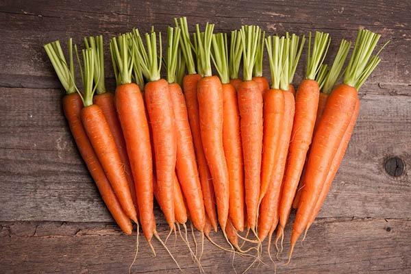 هویج برای ماسک جوانسازی پوست