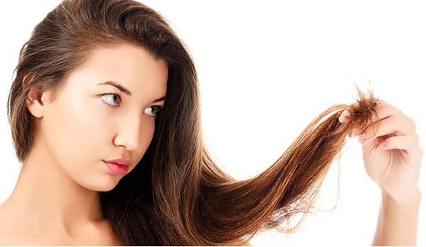 مو خوره و درمان موی چرب