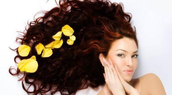 موی فر و درمان موی چرب